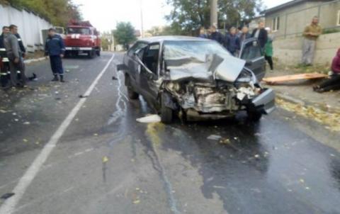 У Вінницькій області в ДТП постраждало 6 осіб, зокрема 2 неповнолітні