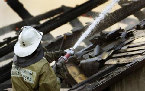 У Харківській області на пожежі приватного будинку загинуло 2 людини