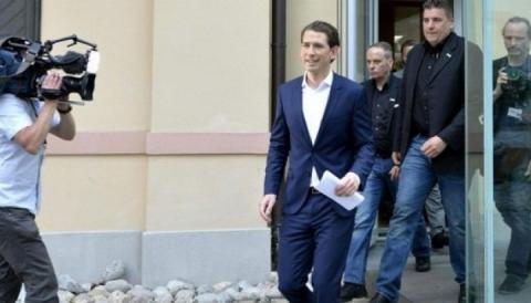 Екзит-поли: На виборах в Австрії перемагають консерватори Курца, «друзі Путіна» – другі