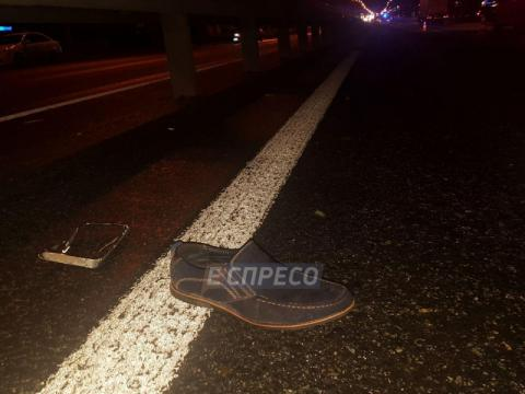 У Києві позашляховик збив на смерть пішохода