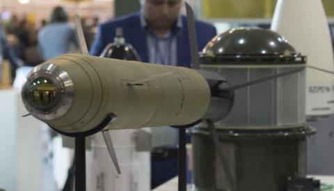 В Україні створили «розумну» зброю, що знищує цілі одним ударом