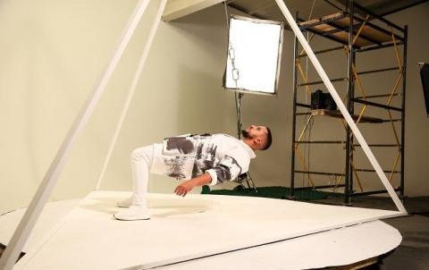 MONATIK пройшов випробування гравітацією перед M1 Music Awards