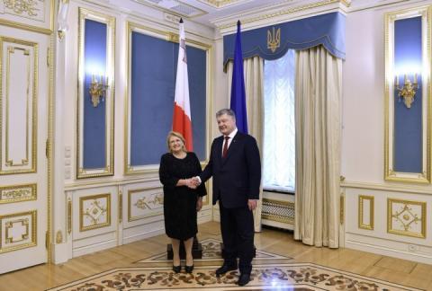 Україна співпрацюватиме з Мальтою у галузі сучасних технологій