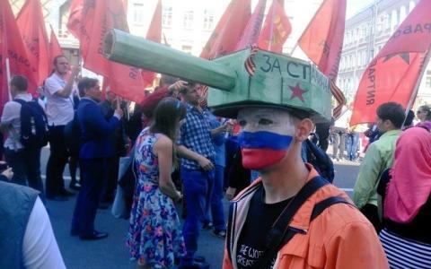 Криве дзеркало російської історії