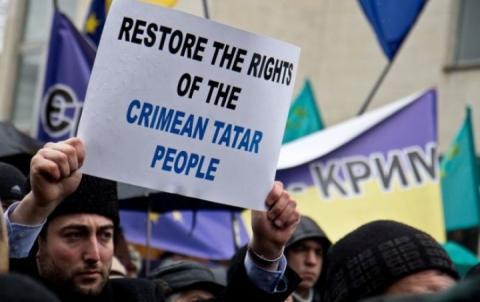 У Брюсселі доповіли про порушення прав українців в анексованому Криму