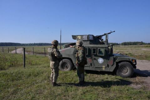В Україні надумали створити систему протидії безпілотникам у межах військових об'єктів