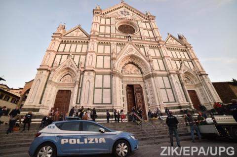 Камінь, що впав із базиліки у Флоренції, вбив туриста