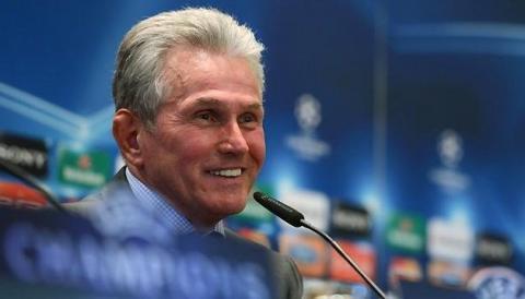 Тренер «Баварії» Юпп Гайнкес став найбільш віковим тренером в історії Ліги чемпіонів