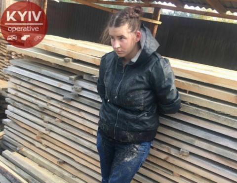 Жінку, яка викрала немовля у Києві, затримали