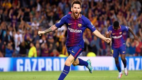 «Барселона» запропонує своєму лідеру Ліонелі Мессі довічний контракт, – ЗМІ