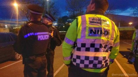 Поліція звільнила заручників у британському розважальному центрі
