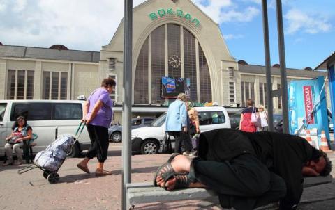 Поліція не виявила небезпечних предметів на залізничному вокзалі в Києві