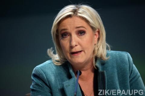 Ле Пен буде єдиним кандидатом на виборах президента партії «Національний фронт»