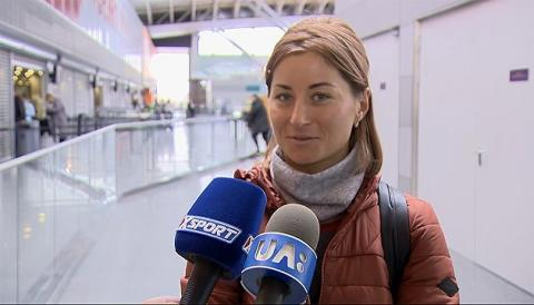 Біатлоністка Валентина Семеренко: На збір у Норвегію їдемо з чистою душею