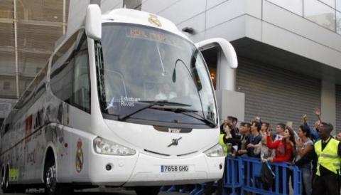 «Реал» у суботу на матч Ла Ліги у Жирону поїде на автобусі без клубної символіки