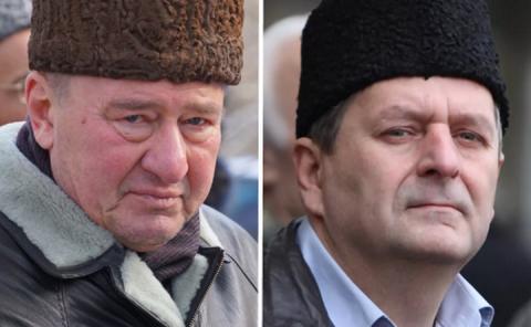 У Росії звільнили українських політв'язнів Чийгоза та Умерова