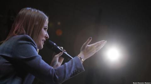У Росії закликають «посадити» Собчак на п'ять років за слова про український Крим
