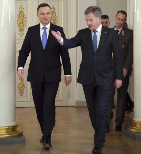 Президент Польщі розкритикував політику Євросоюзу