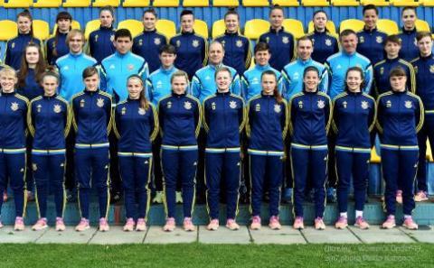 Дівоча збірна України WU-19 з футболу зазнала поразки на старті відбору на Євро-2018