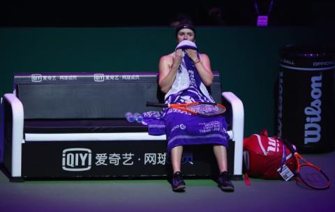 Тенісистка Еліна Світоліна: Я очікувала від себе кращого тенісу в Сінгапурі