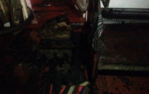 У Миколаївській області на пожежі житлового будинку загинув чоловік