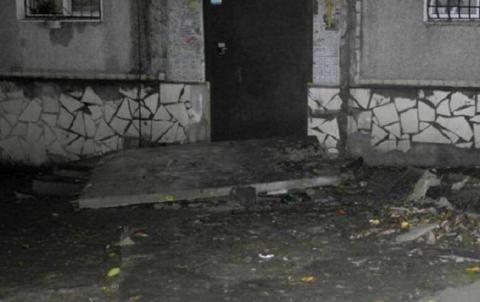 Поліція відкрила справу за фактом обвалу частини будинку в Кам'янському