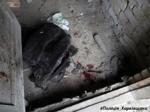 В Харківській області чоловік загинув від вибуху снаряду