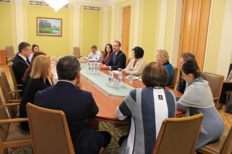 Спроможність громад у підтримці дітей та сімей з дітьми необхідно розвивати із залученням найкращого світового досвіду– Уповноважений Президента України з прав дитини