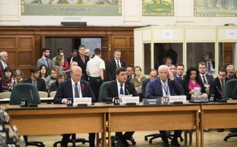 Глава Уряду в Парламенті Канади: Ми розпочали процес формування України, як держави з сильною економікою