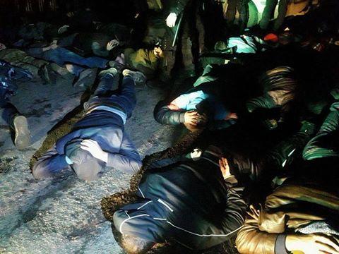 Аваков: На Полтавщині затримано понад 40 рейдерів