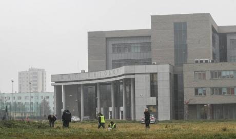 У Польщі чоловік намагався спалити себе біля будівлі суду