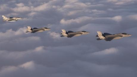 Норвегія отримала перші новітні американські винищувачі F-35