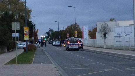 Поблизу Тулузи авто врізалося в групу студентів, троє постраждалих