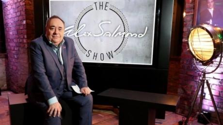Колишній перший міністр Шотландії вестиме шоу на пропагандистському RT