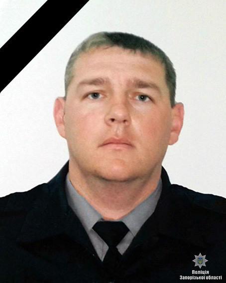 У Запорізькій області в ДТП загинув поліцейський
