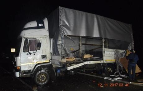 У Словаччині мікроавтобус з українцями потрапив у смертельну ДТП