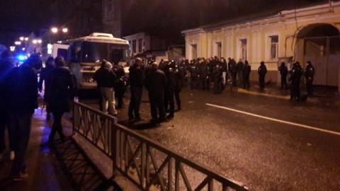 У центрі Харкова сталася масова бійка футбольних вболівальників, затримано 52 особи