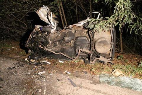 У Вінницькій області внаслідок ДТП загинули 2 людини, 3 травмовано
