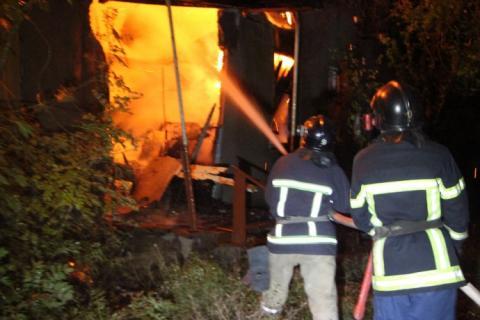 Рятувальники розповіли, як боролися з великою пожежею в Одесі