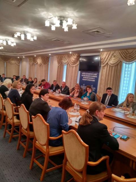 Черговий практикум для посадових осіб місцевого самоврядування розпочався у Верховній Раді України
