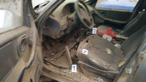 В Одеській області в результаті вибуху автомобіля загинув чоловік