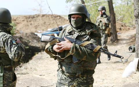 На Донбасі затримали дезертира, - штаб АТО