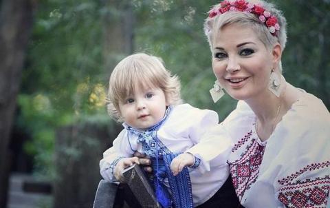 Марія Максакова розповіла, якою мовою розмовляють з сином Вороненкова в Києві