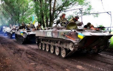 На Донбасі за добу постраждав один військовий, загиблих немає