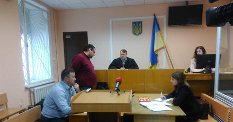 Суд у справі Пашинського перенесений на 8 грудня