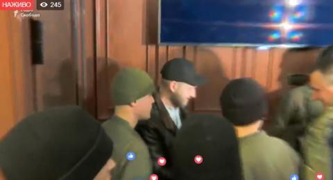 Суд звільнив Колмогорова з-під варти і відправив справу на перегляд