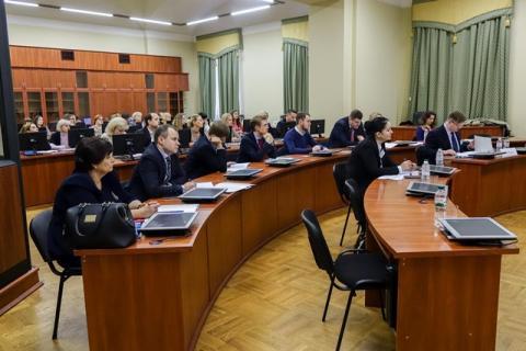 НБУ разом із науковою спільнотою обговорив адаптацію банківського законодавства до вимог ЄС