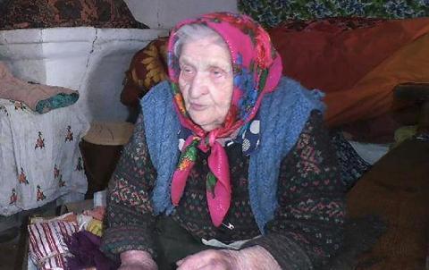 В Чернігівській області померла 117-річна бабуся, яка була найстарішою в Україні