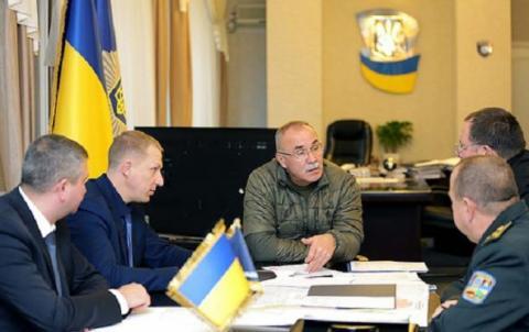 Керівництво силових відомств обговорило посилення антитерористичних заходів в Україні