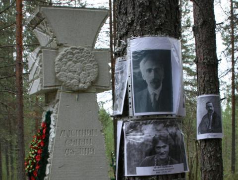 Володимир Хуторянський: з хрестом проти зірки